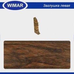 Заглушка торцевая левая Wimar 816 Дуб Ретушированный