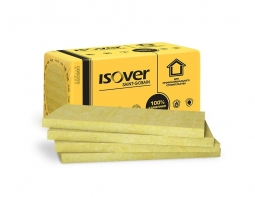 Минераловатный утеплитель Isover Лайт 38 1200х600х100 мм /4шт