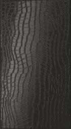Плитка для стен Italon Skin Black 25x45
