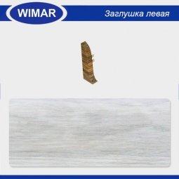 Заглушка торцевая левая Wimar 801 Дуб Рене