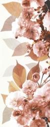 Панно Керамин Романтика тип 1 Розовый 50x20