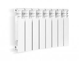 Радиатор алюминиевый Oasis (VG) 350/80 4 секции 0.62 кВт