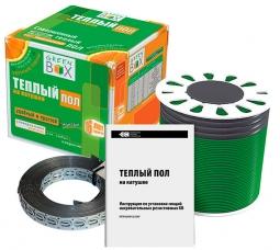 Двухжильная кабельная система обогрева Теплолюкс Green Box GB-200