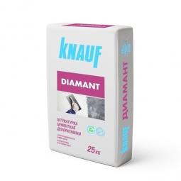 Штукатурка Knauf Диамант декоративная 25 кг