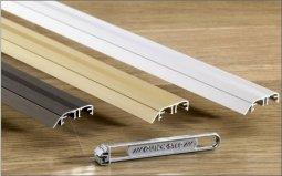 Профиль Quick-Step Incizo Металлический Серебро