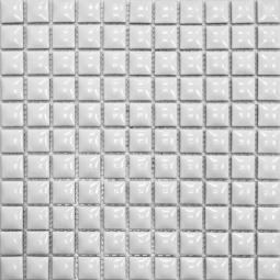 Мозаика Elada Ceramic 25TG-01 белая 30x30