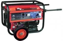 Генератор бензиновый RedVerg RD-G 6500ENA 5000/5500 Вт ручной/электрический запуск