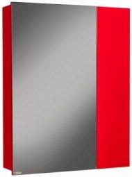 Шкаф-зеркало Домино Стайл 60 Нова Левый/правый Красный