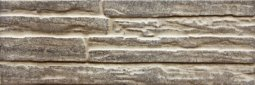 Плитка для стен Сокол Фасад SL 8 желтая матовая 12х36.5