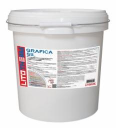 Штукатурка Litokol Litotherm Grafica Sil  Шуба декоративная силиконовая 2,5 мм Пастельные Тона