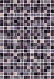 Плитка для стен Керамин Гламур 4Т Сиреневый 40x27,5