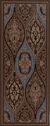 Вставка Italon Blow Какао Фольедж 40x50