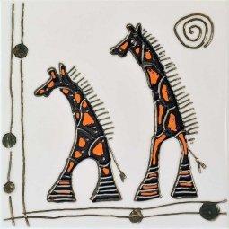Декор Atem Trevi Giraf W 20x20