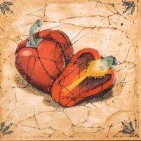 Вставка Сокол Гурман D-494 орнамент матовая 16.5х16.5