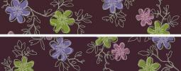 Бордюр Kerama Marazzi Орхидея A17\7019 50х9,6