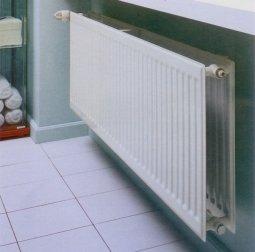 Радиатор Стальной Панельный Dia Norm Hygiene H 10 40x40