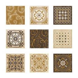 Декор Zeus Ceramica Stonelite  комплект из 9-и штук 15x15
