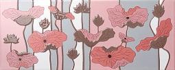 Декор Kerama Marazzi Городские цветы B31\7071 20х50