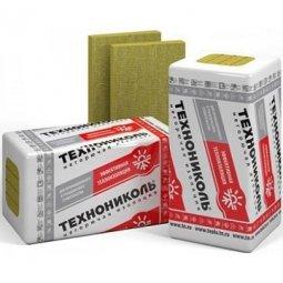 Базальтовый утеплитель Технониколь Техноблок Стандарт 1200x600x50 / 8 пл.