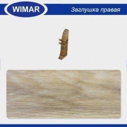 Заглушка торцевая правая Wimar 810 Дуб Гроссо