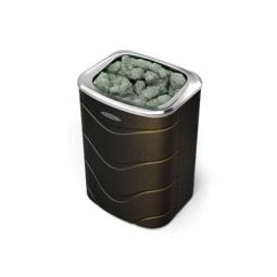 Печь-электрическая для бани Термофор Примавольта черная бронза 6 кВт