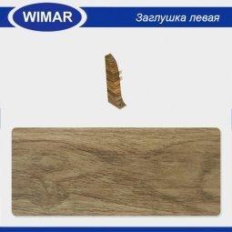 Заглушка торцевая левая Wimar 817 Дуб Обыкновенный