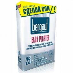 Штукатурка Bergauf Easy Plaster минеральная  25 кг