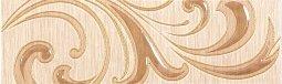 Бордюр Cracia Ceramica Muraya Beige Border 02 25x7,5