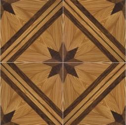 Плитка для пола ВКЗ Ковер «Мадера» лиственница 32.7x32.7