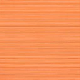 Плитка для пола Береза-керамика Ретро оранжевый 30х30