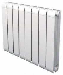 Радиатор алюминиевый Sira  Rovall100  500 9 секций