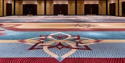 Художественная укладка коврового покрытия / подбор рисунка до 50 м2