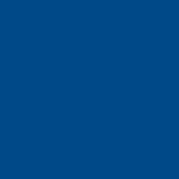 ДСП ламинированная Kronospan 0125 BS Королевский Синий 2800х2070х16 мм