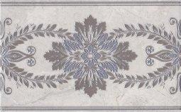 Декор Kerama Marazzi Мармион MLD\C04\6243 25х40 серый