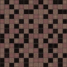 Плитка для пола Cersanit Arabesque AY4D112-63 Коричневый 33X33