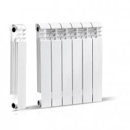 Радиатор биметаллический Viertex 500-80С 12 секц.