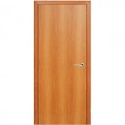 Дверное полотно Brozex-Wood глухое гладкое 2000x900 Миланский орех