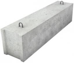 Блок фундаментный ФБС 8-3-6т