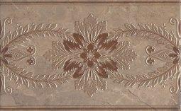 Декор Kerama Marazzi Мармион MLD\B04\6240 25х40 коричневый