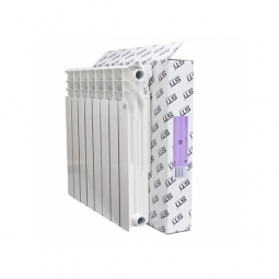 Радиатор биметаллический Sti 500-100 6 секц.