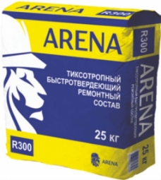 Гидроизоляционная смесь Arena RepairMaster R300+ для восстановления 25 кг