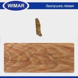 Заглушка торцевая левая Wimar 815 Дуб Толедо Серый