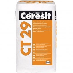 Штукатурка и ремонтная шпаклевка шпаклевка Ceresit СТ29 цементная  5 кг