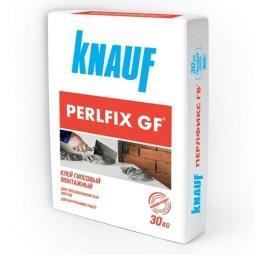 Клей Knauf Перлфикс ГВ гипсовый монтажный 30 кг