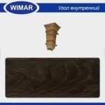 Угол внутренний Wimar 818 Дуб Гартвис 86мм (2шт)