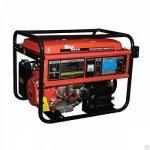 Генератор бензиновый RedVerg RD-G 8000ENA 6000/6500 Вт ручной/электрический запуск