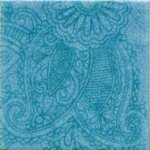 Декор Kerama Marazzi Тантра AD\G92\1221T 9.9х9.9 голубой