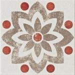 Декор Imola Habitat Memories 6 10W Белый 10х10
