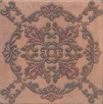 Декор Kerama Marazzi Честер STG\F248\3418 30.2х30.2 коричневый