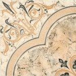 Плитка для пола Береза-керамика Венеция бежевая 42х42